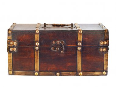Wooden Treasure Chests