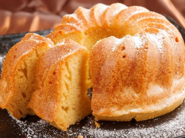 Sweet Vanilla cake
