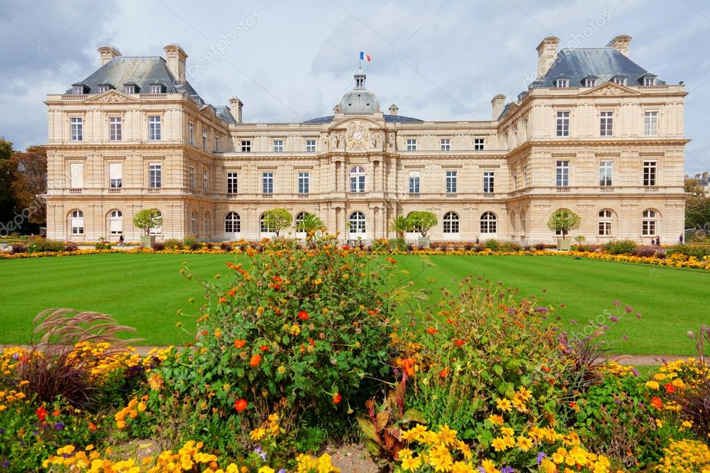 Luxembourg Garden Paris Stock Editorial Photo C Ivanmateev 62263379