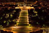 Fotografie Blick vom Eiffelturm