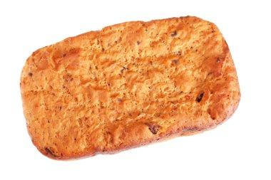 Homemade bread close-up