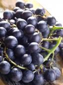 Fotografie Blue grape close-up