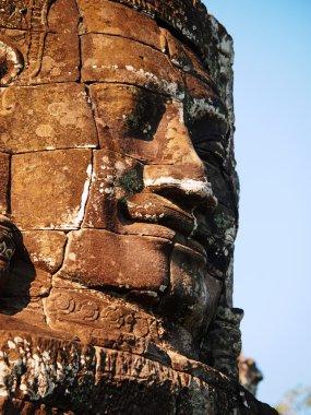 Bayon Temple in Angkor Wat