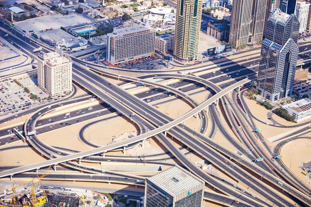 Podłącz miejsca w Dubaju