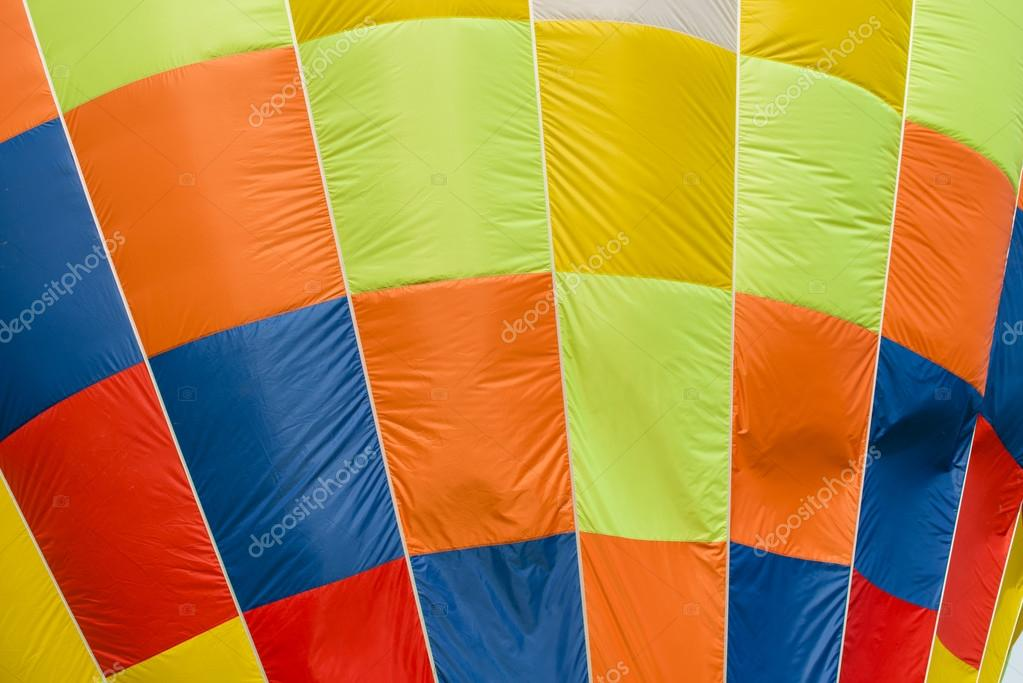 Hot air balloon texture closeup — Stock Photo © smspsy ...