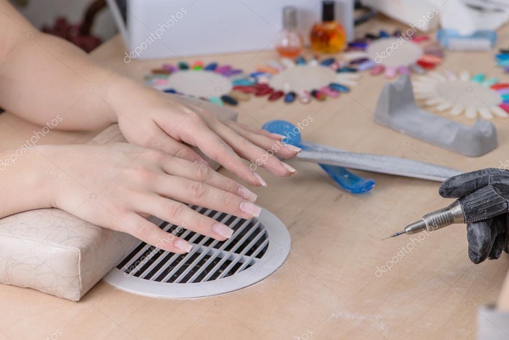 Pince de bureau set de manucure u pratique pour nail art