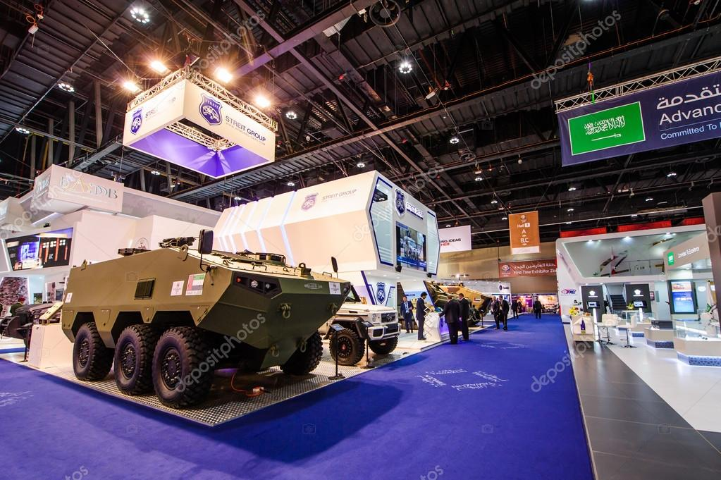 The International Defence Exhibition and Conference, IDEX.Abu-Dhabi,UAE.