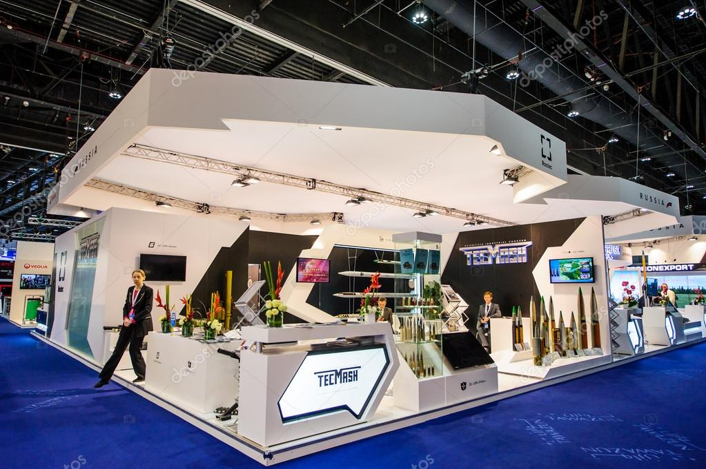 The International Defence Exhibition and Conference, IDEX Abu-Dhabi