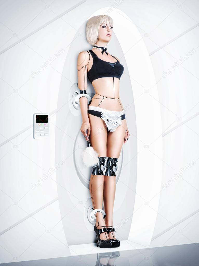 Cyborg sexy