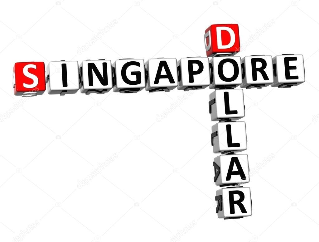 3d crossword singapore dollar on white background stock photo 3d crossword singapore dollar on white background photo by mprusaczyk biocorpaavc