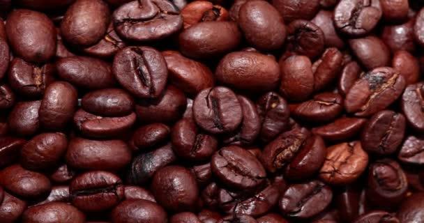 nahaufnahme von kaffeebohnen hintergrund