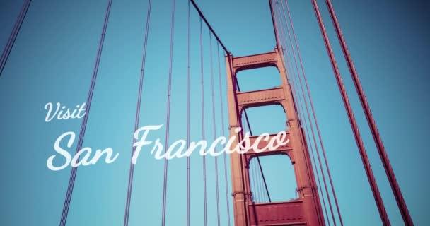 Most Golden Gate, San Francisco, Usa