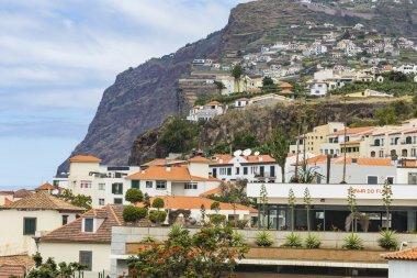 Camara de Lobos is a city in the south-central coast of Madeira,