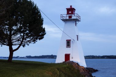 Brighton Beach Range Front Lighthouse in Charlottetown