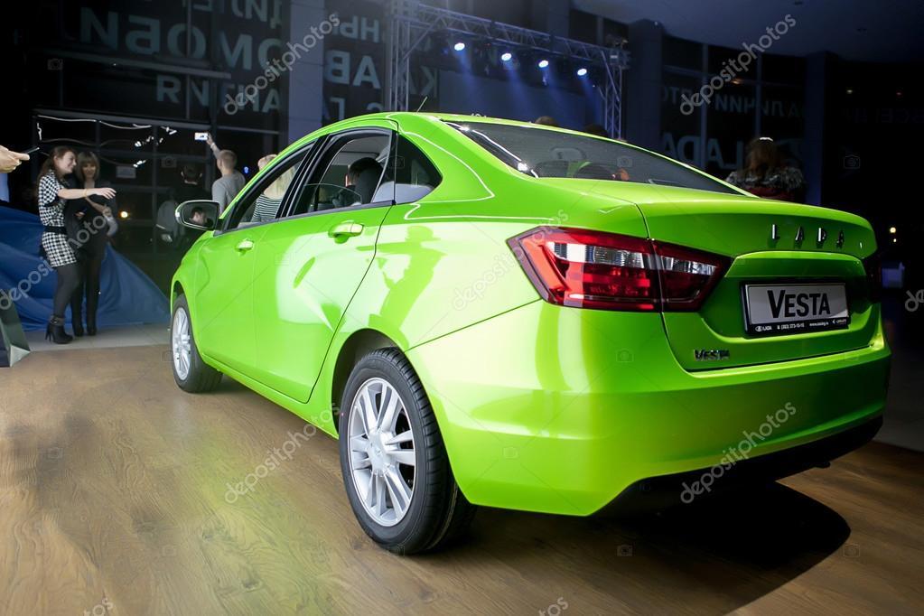 Dealers AvtoVAZ officially began selling the new model Lada