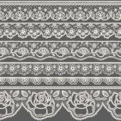 Photo Lace borders