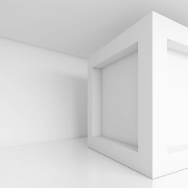 White Cubes Interior
