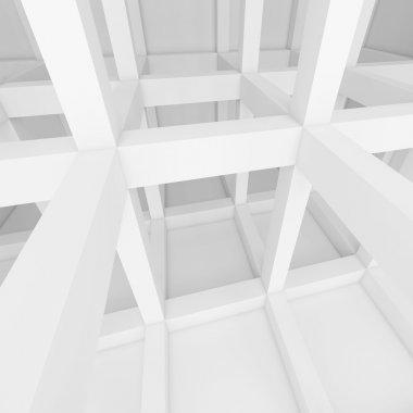3d Render of Building Blocks
