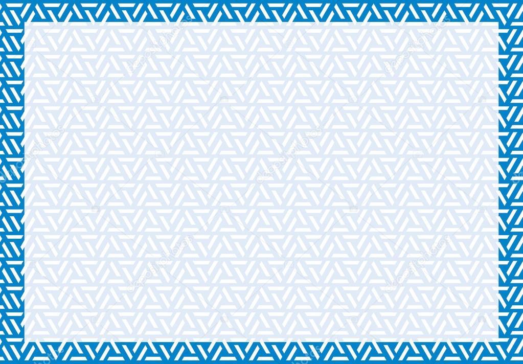 marco de cenefa — Vector de stock © eltoro69 #87575026