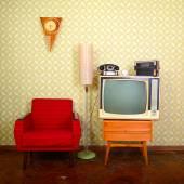 Vintage szobabelső