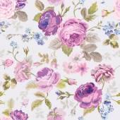 Jarní květy pozadí - bezešvé květinové otrhaný šik vzor