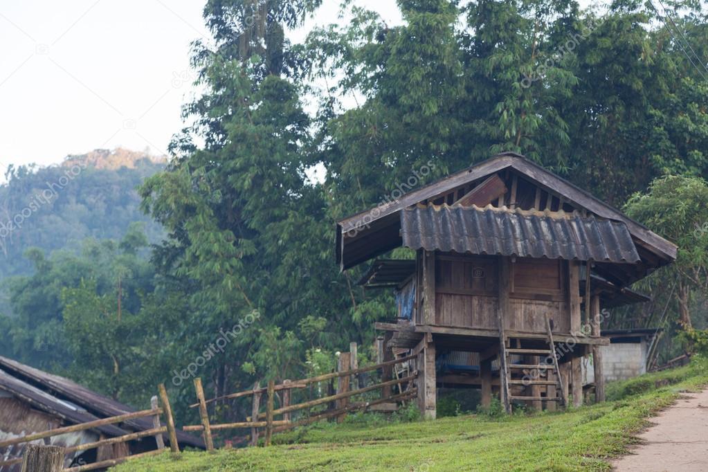 Zonas Rurales De Vieja Casa De Madera Fotos De Stock C Noname454