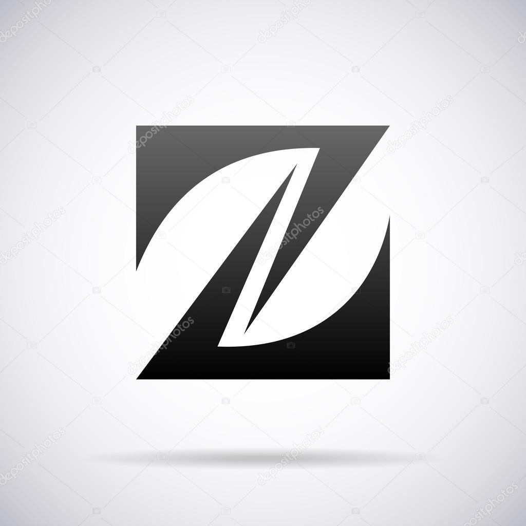 Logo For Letter Z Design Template Vector Illustration By Alisher