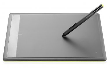 Modern graphic tablet