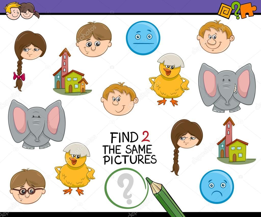 Imágenes: Niños Preescolares En Caricatura