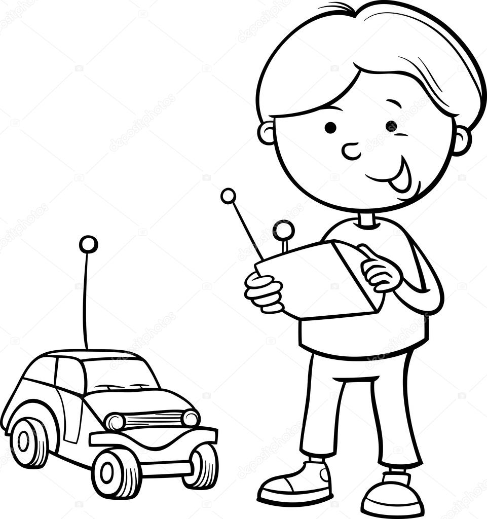 toy cars coloring pages - photo#23