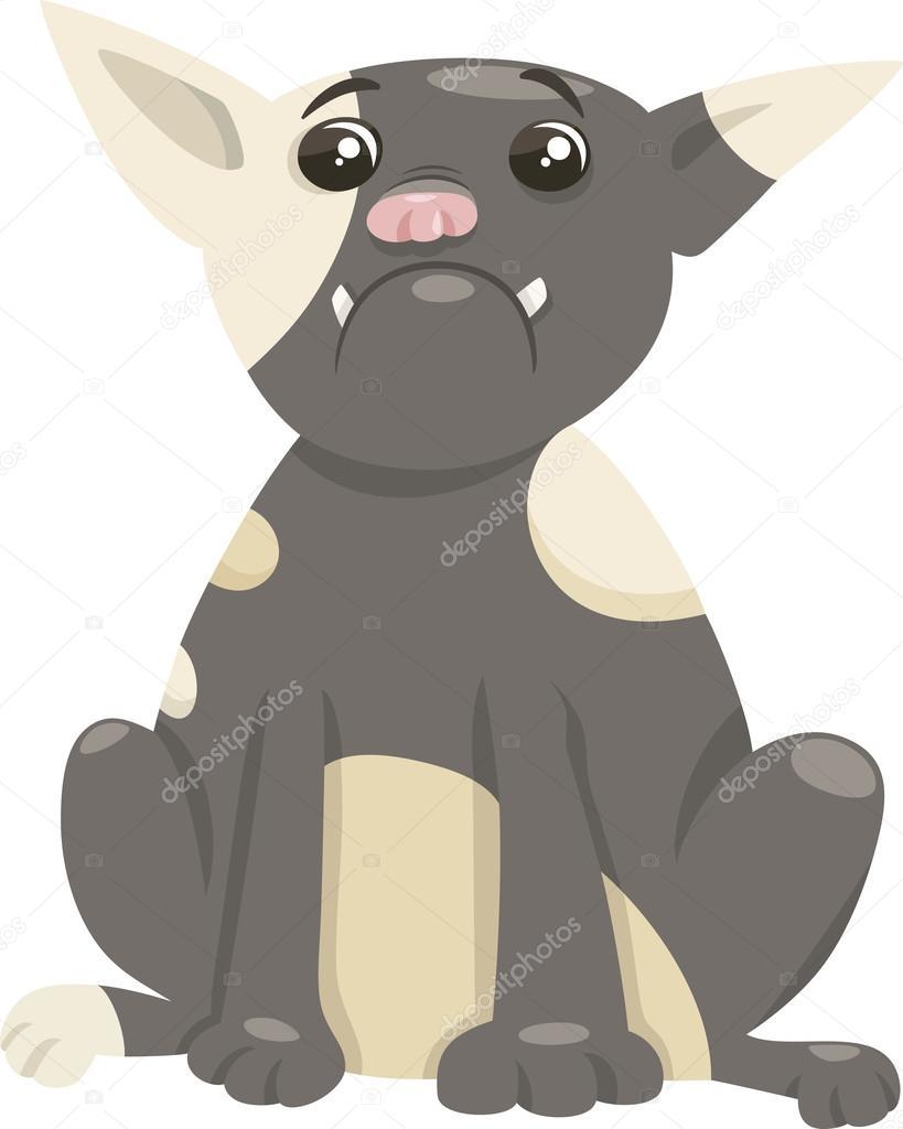 francia bulldog kutya rajzfilm — Stock Vektor © izakowski  59555277 46d9dd7063