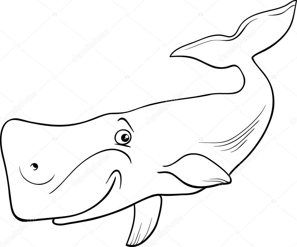 Ballenas Dibujos. Perfect Dibujos Animados Ballenas Y Peces Nadan En ...