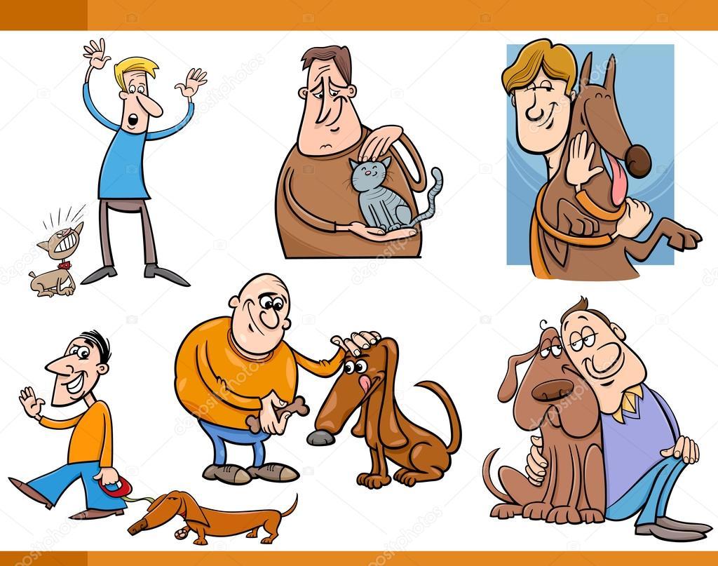 Imágenes: Personas Y Animales Animados