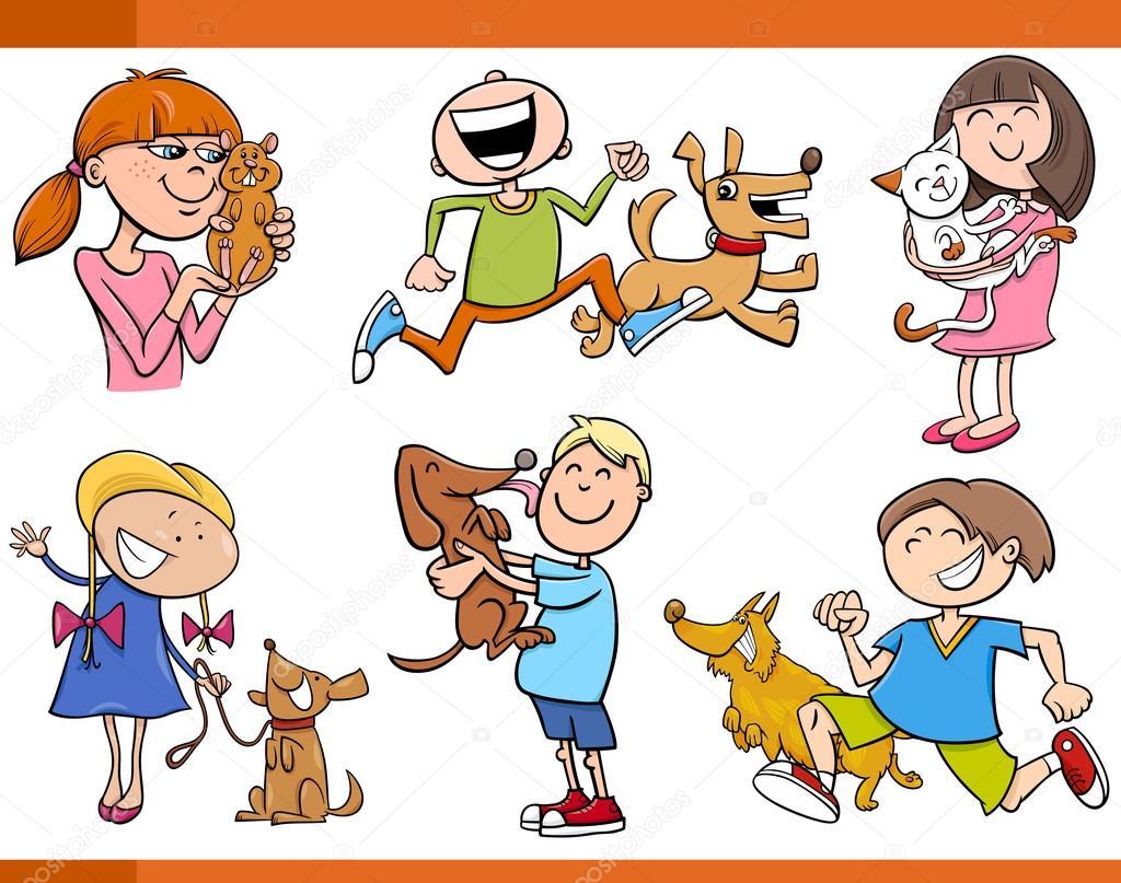 Resultado de imagen de dibujo niños MASCOTA