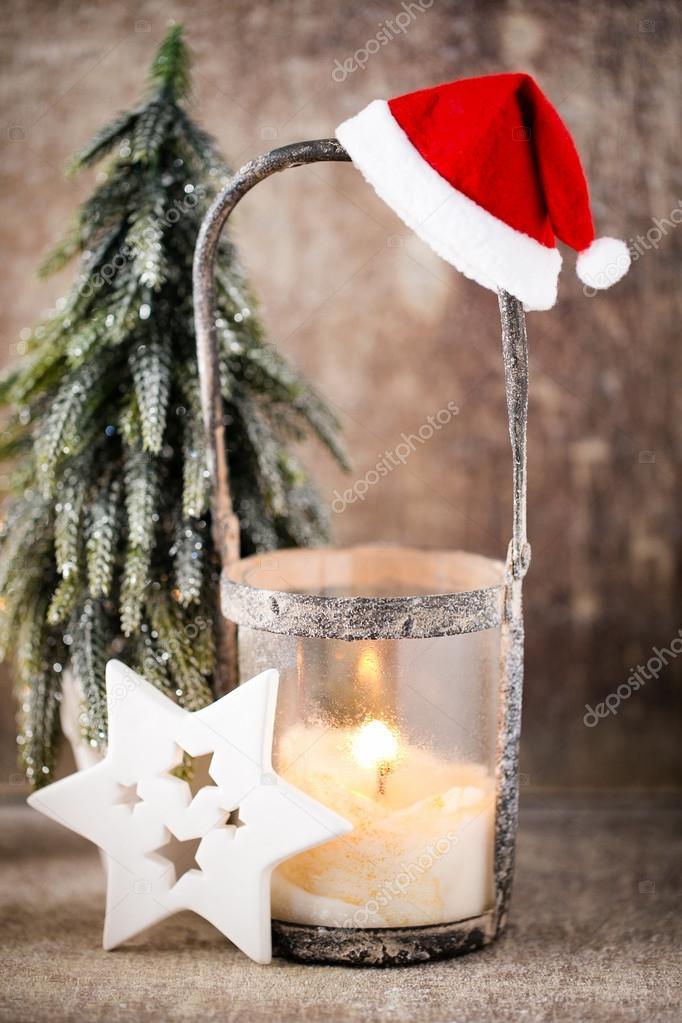 Kerzenhalter Weihnachten.Kerzenhalter Weihnachten Laterne Cristmas Dekoration Gruß Ca