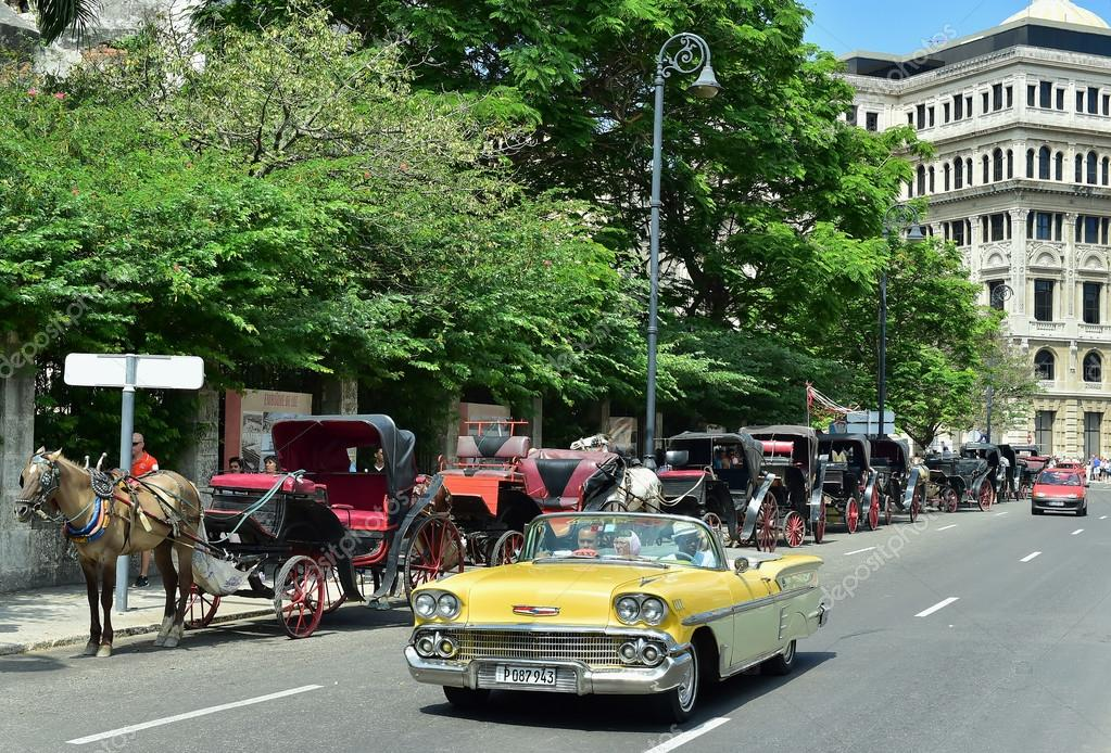 Old classic car used a taxis – Stock Editorial Photo © SURZet #89541976