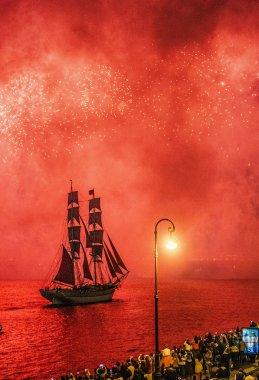 Festival Scarlet Sails , St. Petersburg (Russia)