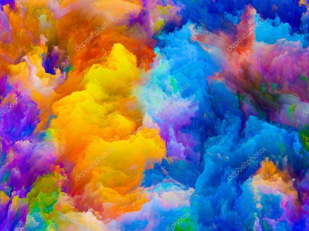 Fondo De Pantalla Abstracto Barras De Colores: Colores Fondo Fondos Abstractos