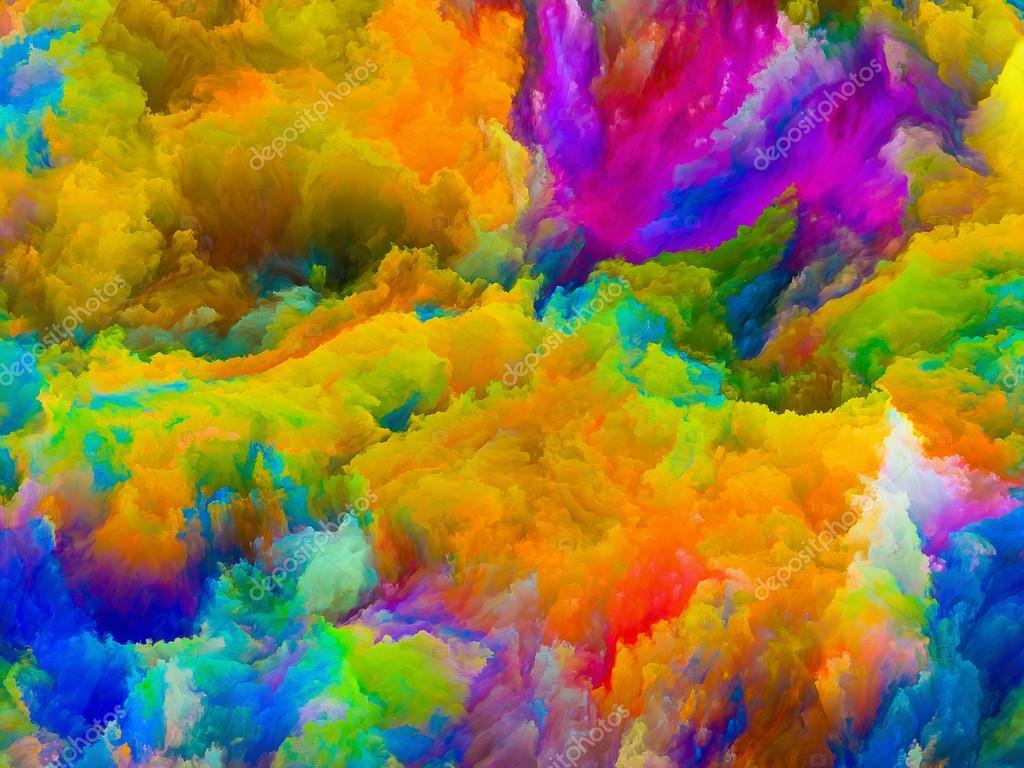 Sfondo astratto colori foto stock agsandrew 108866590 - Immagini st patrick a colori ...
