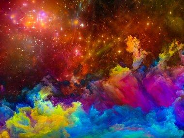 Metaphorical Painted World