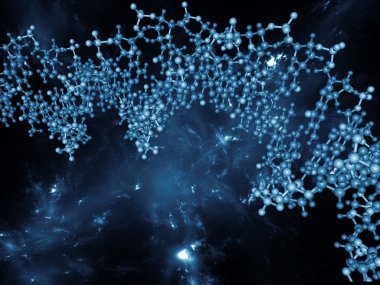 Organic Molecules Background