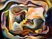 Rozmanitost vnitřní nátěr