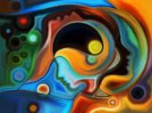 Tanz der inneren Farbe