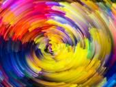 Tanec, barvy