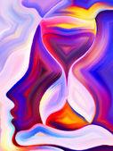 zrychlení mysli tvarů