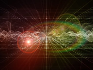 Virtualization of Light Waves