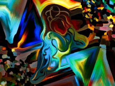 Unfolding of Ego Shapes