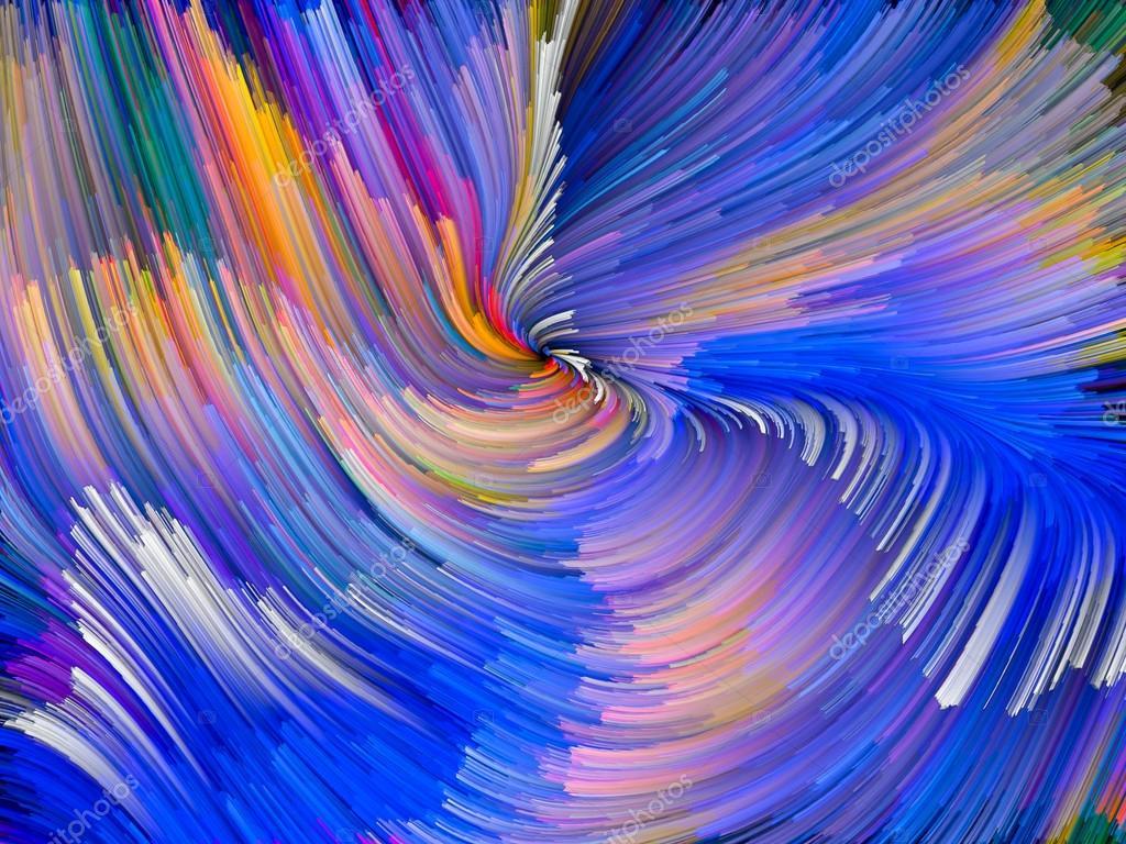 Game of Color Vortex — Stock Photo © agsandrew #89200778