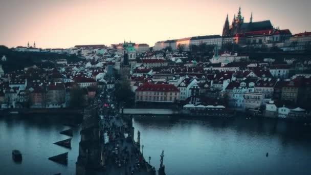 Karlův most Praha, listopad, 2015