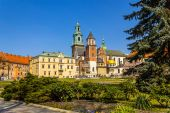 Photo Royal Wawel Castle, Krakow, Poland